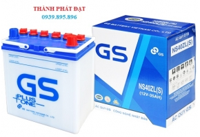ẮC QUY GS NS40ZL (S) 35AH